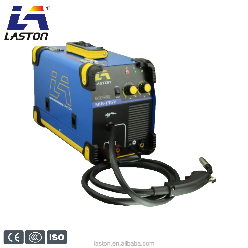 portable CO2 spot arc electric inverter 110v mig welder