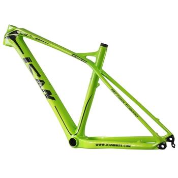 Customized Paint 27.5 Bike Frames China Carbon Mountain Bike Frame ...