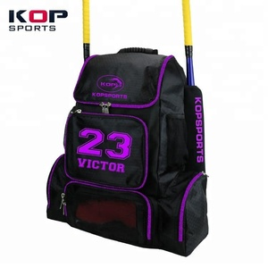 2018 Hot Sales Slowpitch Fastpitch Baseball Softball Bag for women