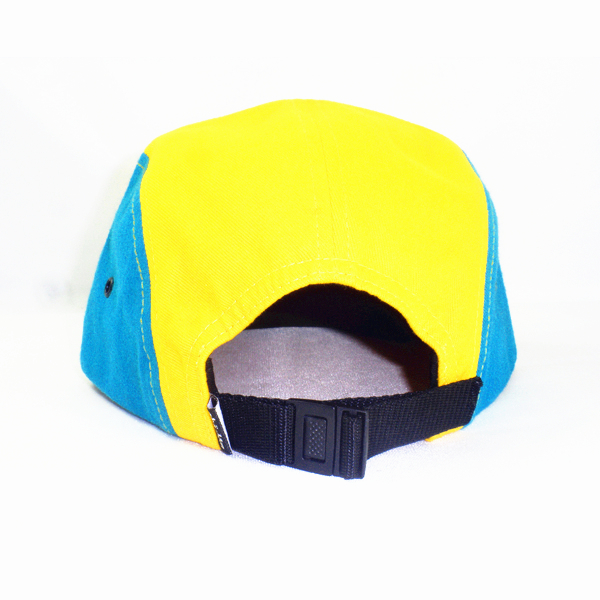 Premium Unstructured Cotton 5 Panel Camper Hat