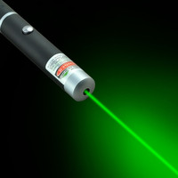 5mW, 50mW, 100mW green laser pointer teaching pen