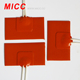MICC 12V 150W Silicone Rubber Heating Heater for Heated Beds