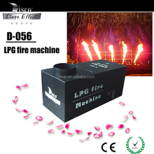 hot sales of LGP fire/flame machine