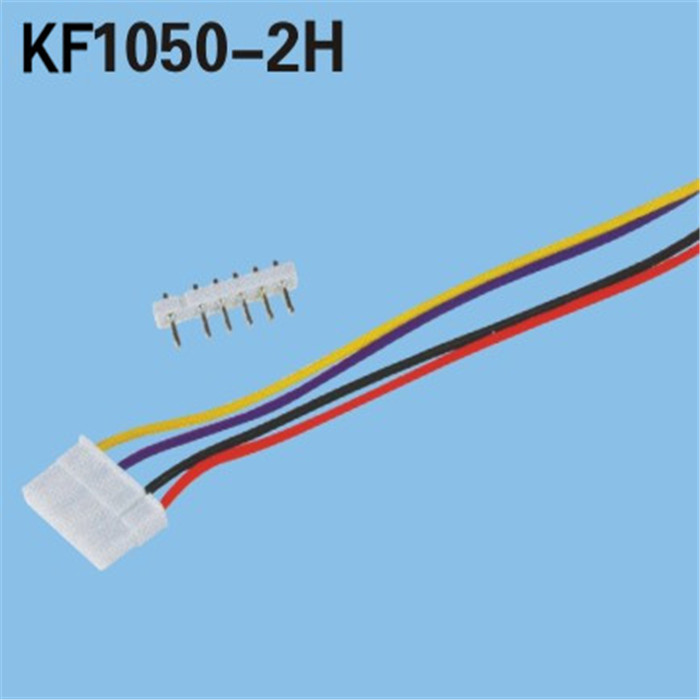Home Improvement Dutiful Xh2.54mm Pitch 2p-12p Blue-headed Plug Wire Harness Molex Cable Moderate Price