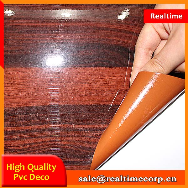 emboss film laminated aluminum composite panel decorate film