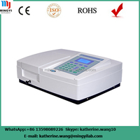 China most popular range of spectrophotometer