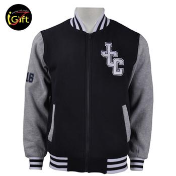53595d480 Club Americano de la Universidad Escuela de poliéster equipo barato  chaquetas de béisbol