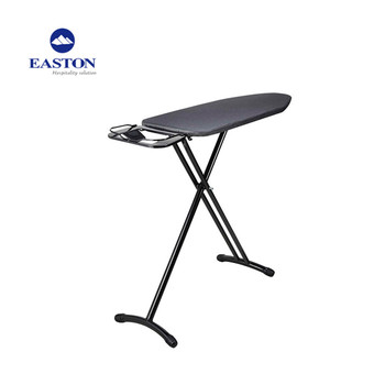 Heat resistant iron rest, hotel wall mounted folding ironing board