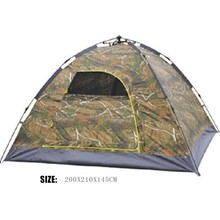 Easy Open Top Quality Cold Weather Tents