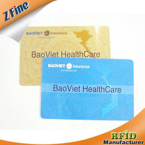 Baoviet health care card in hospital with magnetic stripe in 2013 top ten of china