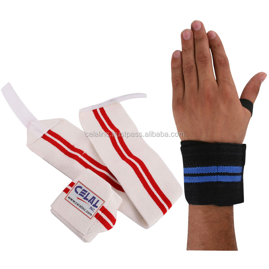 Wrist Wrap for Supporting Wrists