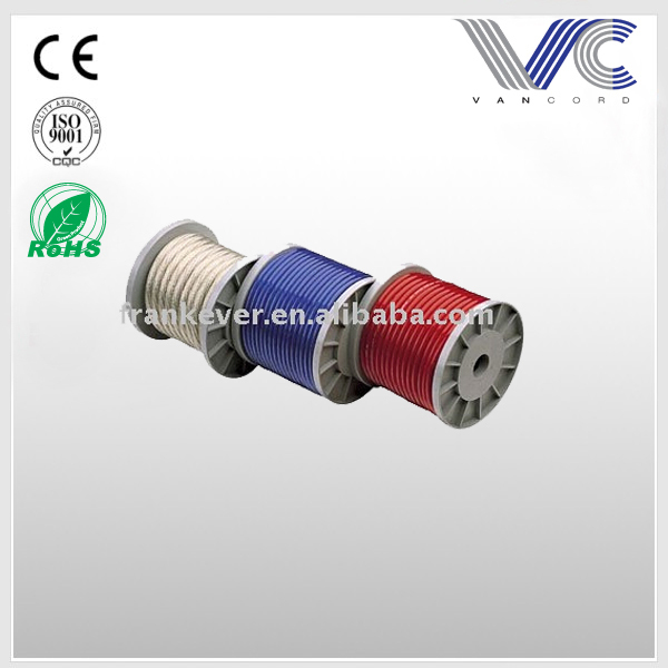 FrankEver Auto flexible conductor Power cable transparent pvc insulated power cable