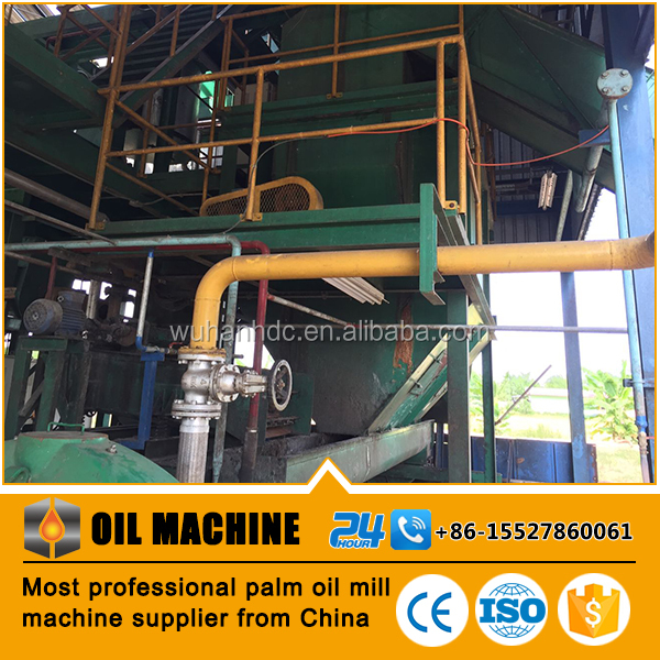 20TPD-1000TPD indonesia and African crude palm oil machine best services and quality in China