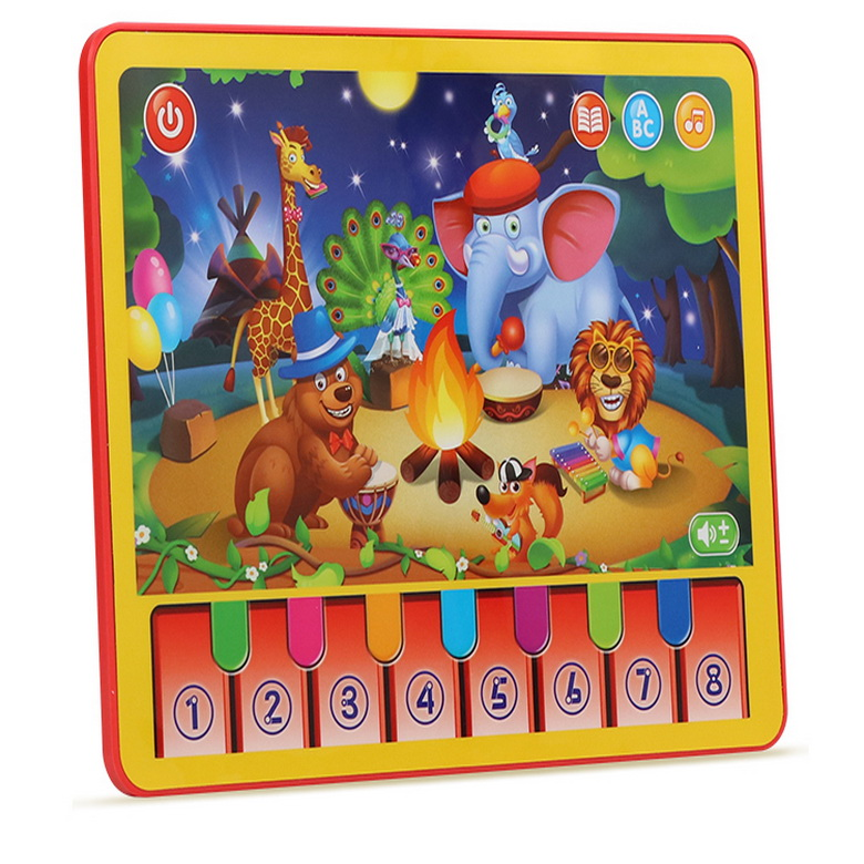 Global Drone Kids Pad Animal Concert Tablet Learning ...