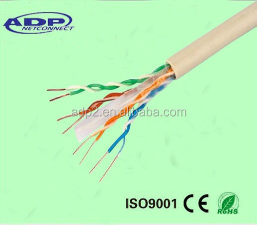 ADP 13 Year Experience Cat6 Cable 305M Roll Price for Audio and Data Transmission