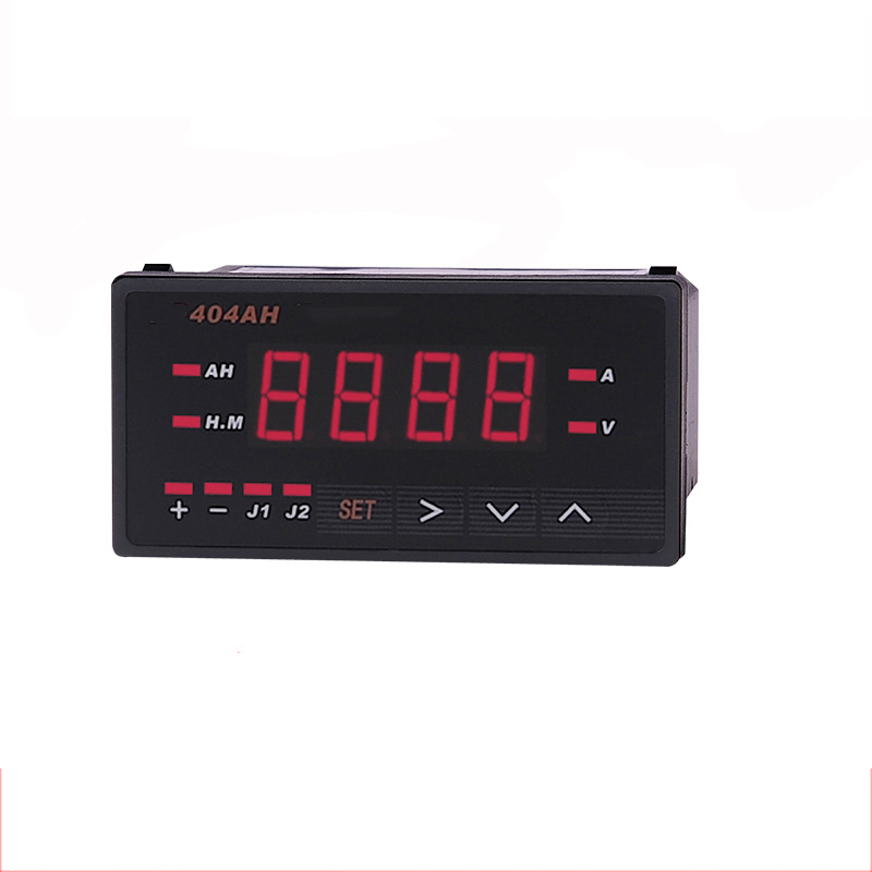 LEEYD China factory digital multi-functional ampere hour D-C energy <strong>meter</strong>