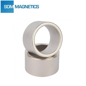 15 Years Experience Radial Oriented NdFeB/Neodymium Radial Ring Magnet