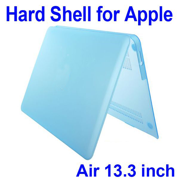 Cheap Alibaba Wholesale New Folio Frosted Hard Shell for Apple Macbook Air 13.3 inch Tablets, For Macbook Air Shell Cover
