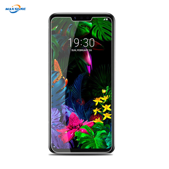 Maxshine Clear 2.5D Tempered Glass Screen Protector For Lg G8