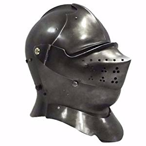 Buy Medieval Armor Bascinet Helmet By Nauticalmart in Cheap
