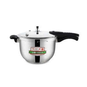 CE / EU 304 Large Stainless Steel Pressure Cooker 18-32cm 4l-15l For Gas And Induction Cooker
