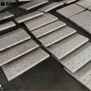 Anti Wear Alumina Ceramic Brick Lining with Interlocking
