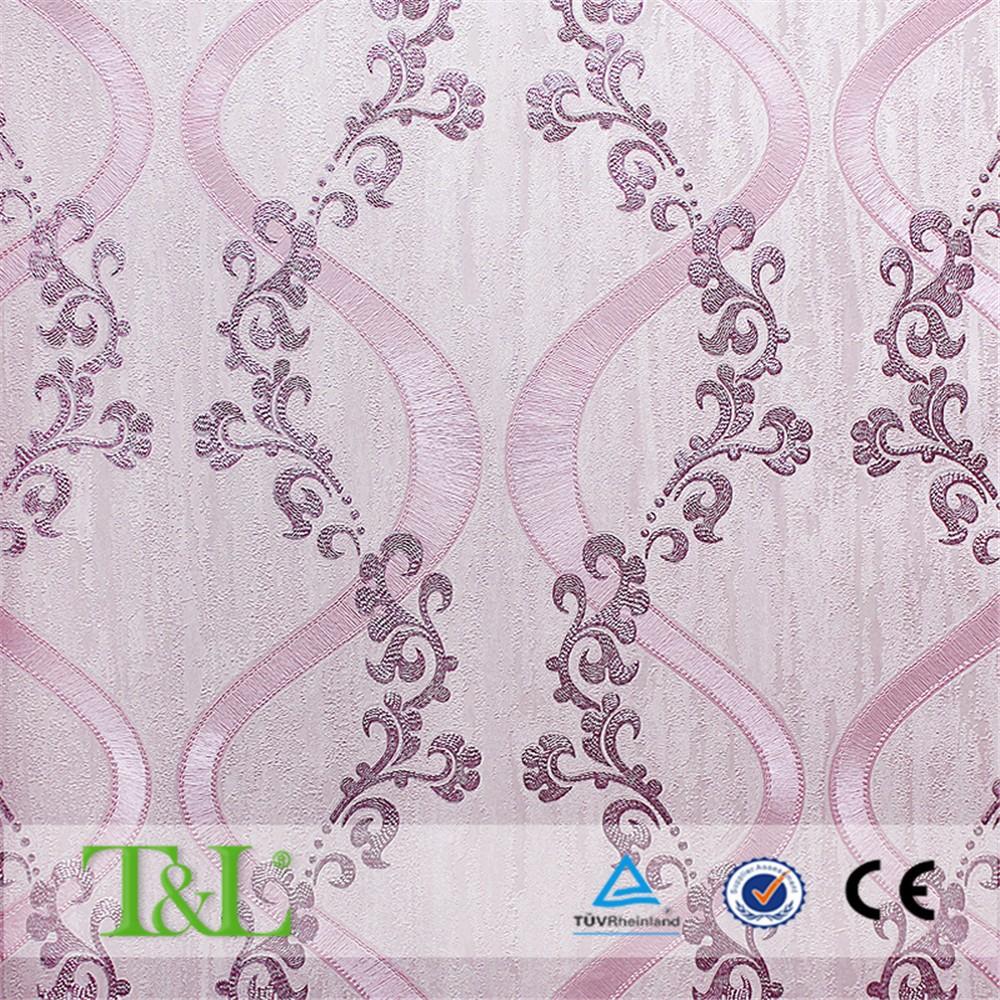 Moderno dise o de papel tapiz c rculo geom trica papel for Papel pared diseno