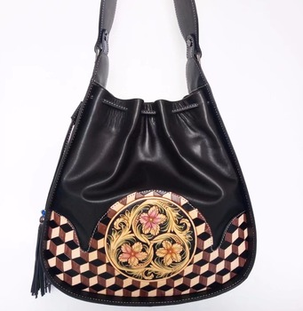 942d91d961 Traditional handmade bags italian vegetable tanned leather lady shoulder bag  from Chinese manufacturers YF051