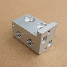 OEM anodized product manufacturing CNC aluminum machined parts