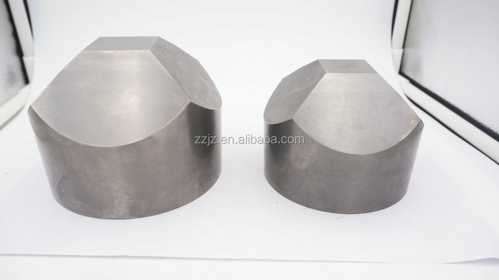 synthetic daimond cutting simple operation tungsten carbide anvil