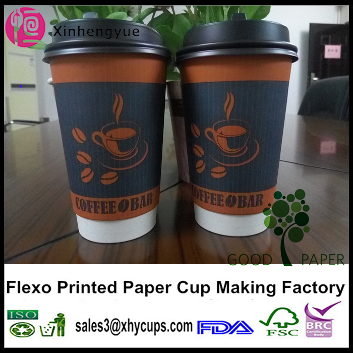 Wholesale China Products Mini Disposable Paper Cups for Coffee