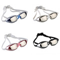 Wholesale price New 150 degree AntiFog Short sighted Swim Goggles Resistance WaterProof Swim glasses