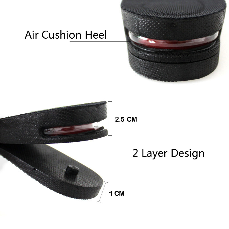Adjustable Heel Lifts For Shoes