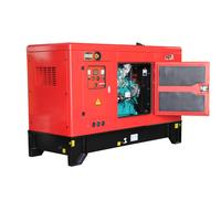 AOSIF small ac 5kw 6kw 6kva 6kv 7.5kva 7.5kw 8kw power silent diesel generator set price in india