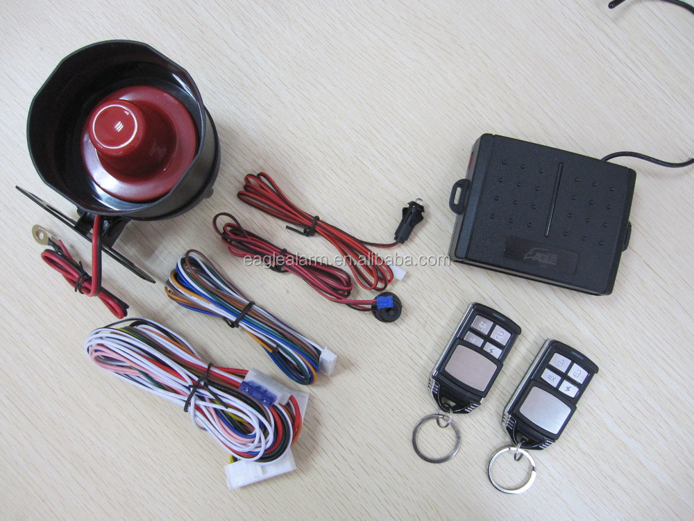 Eg 004 Security Car Alarm System View Security Car Alarm System