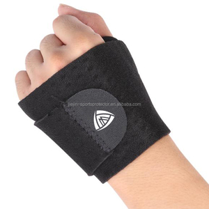 Elastic Protective Pad Hand And Finger Protective Pad Wrist Strong Tight Bracers Pad