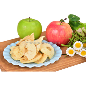 New Season Low Price Dried Apple Chips/dried fruit chips