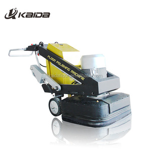 abrasive diamond hand polishing grinding floor machine
