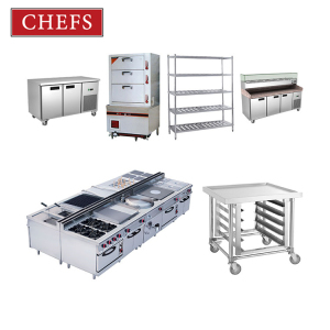 CHEFS commercial cooking equipment comercial catering banquet equipment kitchen