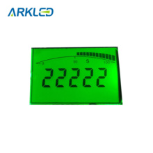 7 Segment 5 Digit STN LCD Display panel