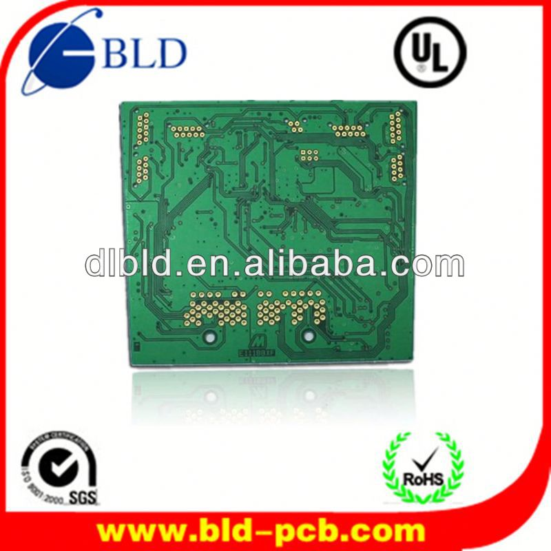 high resistance printed 4 layer pcbpcb or pcba