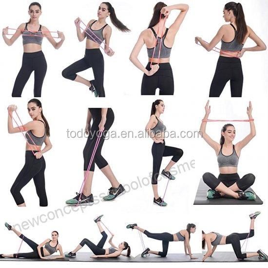 2018 Per Il Fitness Stretching Esercizio Macchine Corda