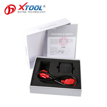 Xtool X-100 C For Ios And Android Auto Key Programmer For Ford For Mazda  For Peugeot And For Citroen - Buy X-100 C,Xtool X-100 C,Xtool C App Product