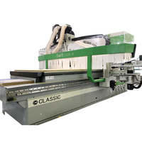 Wood Processing Machinery 4 x 8 Feet 3 Axis CNC Router