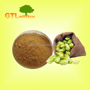 Factory Price Humulus Lupulus Extract Lupulus Beer Extract Hops Powder