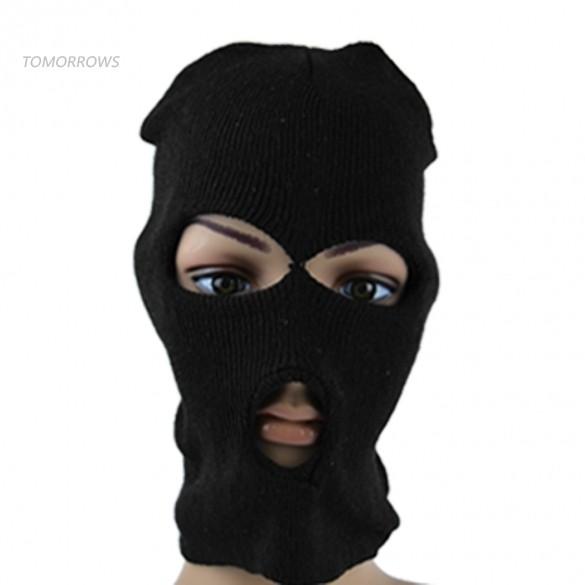 Warm Full Face Mask Cover Neck Knitting Headwear Outdoor Cycling Unisex Winter Warm Guard Scarf CS Shield Ski Cycling