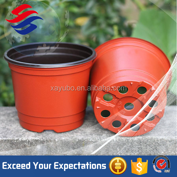 wholesale PP plastic 2 inches nursery pots on sales