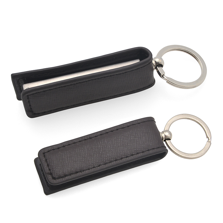 New Design Stainless Steel  Nail Clipper with Leather Cover
