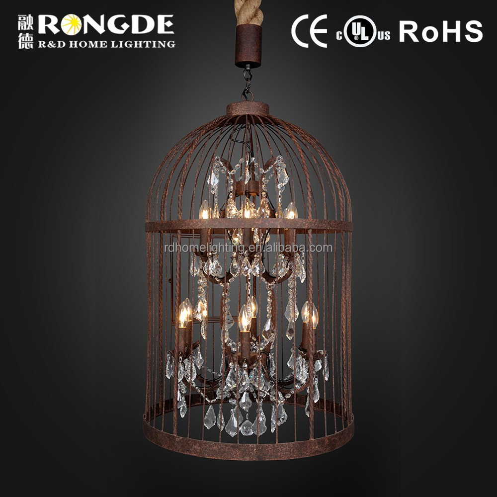 Energy saving luxury crystal chandeliers