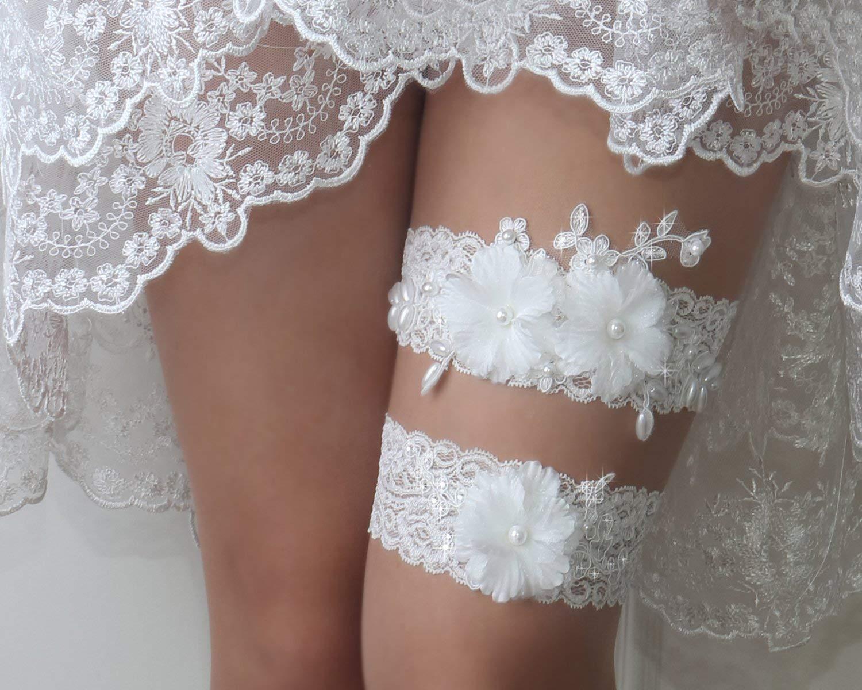 b9e62d2a1da Get Quotations · Wedding garter set